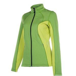 KLIM Sundance Jacket Peridot Green Full Zip